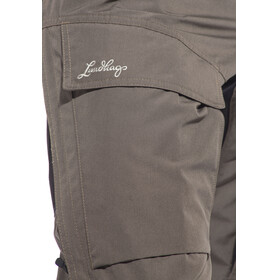 Lundhags Authentic - Pantalon Homme - Long olive